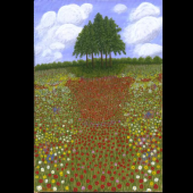 William Lee Golden Painting- Calendar Lane